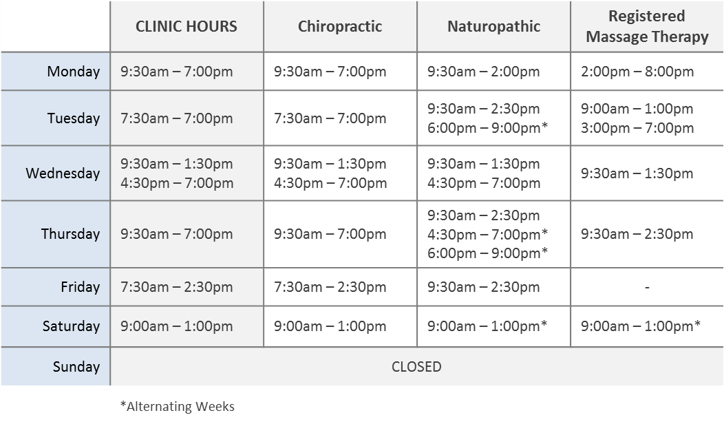 revised-clinic-hours-october-2016