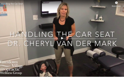Tips for Handling the Car Seat